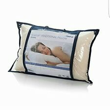 BRAND NEW - TEMPUR - TRADITIONAL TRAVEL PILLOW