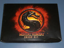 Mortal Kombat Press Kit Ps3 PlayStation 3 Pal