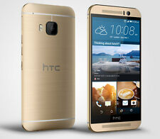 "New 4G LTE Imported HTC One M9 32GB 3GB 5.0"" 20MP Marshmallow Octa Core - Gold"