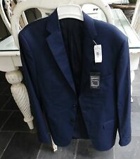 NWT John Varvatos from $998 Blue Zappa SUIT Nwt JACKET BLAZER 42L BLOOMINGDALES