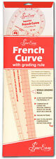NEW Sew Easy NL4199 Metric French Curve 52 x 16.5cm Grading Rule Pattern Making