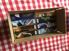 Star Wars The Force Awakens Armour Up Complete Shipping Case X 8 Figures Hasbro