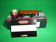 CORGI TRACKSID DG214001 THORNYCROFT NIPPY BRITISH RAILWAYS BRAND NEW