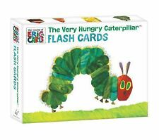 NEW - The World of Eric Carle(TM) The Very Hungry Caterpillar(TM) Flash Cards