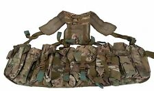 Repro British Paratroop Webbing Harness in Multicam XL