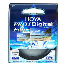 NEW HOYA 77mm Multi-Coated Pro1 Digital UV Filter HOYA PRO1D UV Filter 77mm