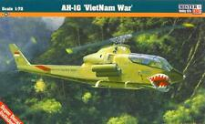 BELL AH-1 G VIETNAM WAR COBRA (U.S. ARMY MARKINGS) 1/72 MISTERCRAFT