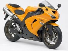 Orange Black Injection Fairing for 2006-2007 Kawasaki Ninja ZX-10R ZX10R