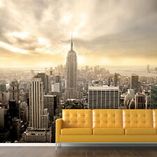 Manhattan Sun Rise Wall Mural Paper Home Decoration Interior Office Improvement