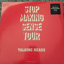 TALKING HEADS 'STOP MAKING SENSE TOUR' 2 X VINYL LP - NEW / SEALED