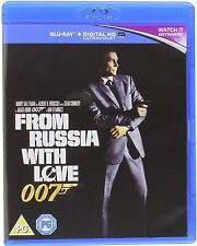 From Russia With Love - Blu-Ray + Ultraviolet Download - Terence Young