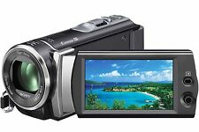SONY HANDYCAM HDR-CX190E CAMCORDER SDHC MEMORY CARD HD DIGITAL HIGH DEFINITION