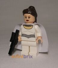 Lego Princess Leia from Set 9495 Gold Leaders Y-wing Starfighter Star Wars sw371