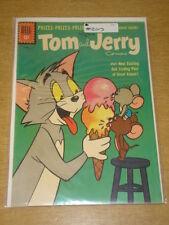 TOM AND JERRY COMICS #203 FN- (5.5) DELL COMICS JUNE 1961