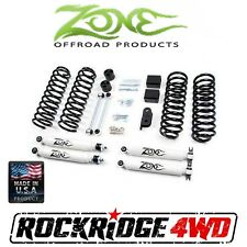 "Zone 3"" Suspension Lift Kit 07-16 Jeep Wrangler JKU 4 Door Rubicon Non Rubicon"