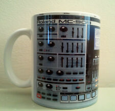 Custom Roland MC-909 MC909 groovebox Sampling Synthesizer novelty mug