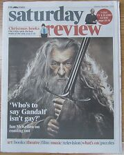 Ian McKellen on coming out – Times Saturday Review – 7 December 2013