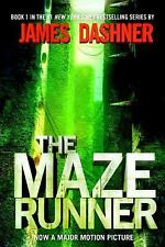 THE MAZE RUNNER BY JAMES DASHNER (2010) BRAND NEW TRADE PAPERBACK FREE SHIPPING