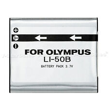 LI-50B LI50B Battery for Olympus SP-720UZ SP-800UZ SP-810UZ