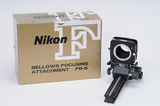 Nikon PB-6 Bellows PB6                                                      #724