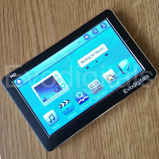 "NUOVO 32GB 4.3 ""Touch Screen MP5 MP4 MP3 PLAYER diretta Riproduci musica + Video TV OUT"