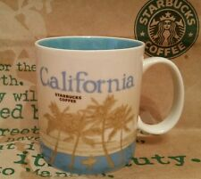 Starbucks Coffee Mug/tasse/Gobelet California, Global Icon série, neuf et inutilisé!!!
