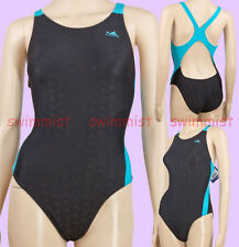 NWT YINGFA 995-1 RACING TRAINING SHARKSKIN SWIMSUIT XXL US MISS 10-12 SIZE 34/36