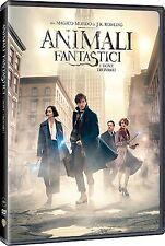 Animali Fantastici e Dove Trovarli (DVD)- ITA ORIGINALE E SIGILLATO
