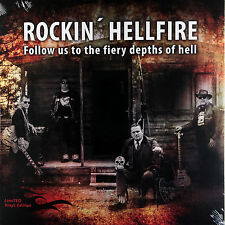 Rockin' Hellfire - Follow Us To The Fiery Depths Of Hell (Limited Vinyl LP) New