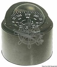 "RIVIERA Boat Marine Compass 6"" 150mm Black for sail boats"