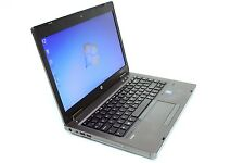 HP  6475B Dual Core 2.5GHZ Gaming Laptop. Win 7. 4GB. 320GB. AMD HD 7420G  (B)