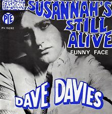 DAVE DAVIES SUSANNAH'S STILL ALIVE / FUNNY FACE FRENCH 45 PS 7""