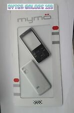 NEW NOKIA 5610 HOUSING - FRONT FASCIA WITH LENS, BATTERY COVER & KEYPAD SILVER