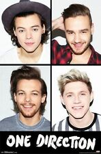 ONE DIRECTION - GRID MUSIC POSTER - 22x34 HOT SEXY GROUP 1D 14182