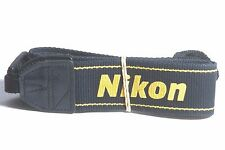 Nikon Genuine AN-DC1 Black / Yellow Camera Neck Strap For SLR / DSLR #2