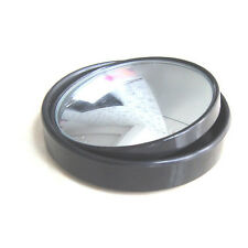 Wide Adjustable Mirror 1xCar Black Rearview Mirror Blind Spot Angle Great Circle