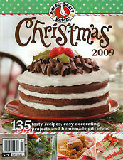 Gooseberry Patch Magazine 2009 Christmas 135 Recipes Decorating Gift Ideas