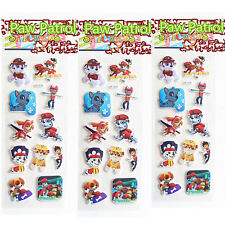 PAW PATROL PUFFY Stickers Party Bag Fillers Party Birthday Kids Favours Gift