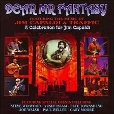 Dear Mr. Fantasy Featuring the Music of Jim Capaldi and Traffic, New Music