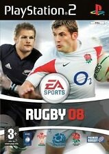 GIOCO PLAYSTATION2 PS2 RUGBY08