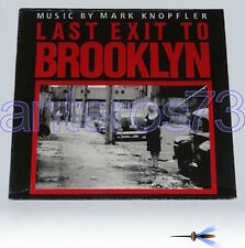 """MARK KNOPFLER """"LAST EXIT TO"""" RARE LP OST - SEALED"""