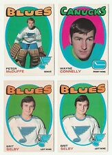 WAYNE CONNELLY 71-72 O-PEE-CHEE 1971-72 NO 237 EXMINT+ 8159