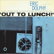 Out to Lunch [LP] by Eric Dolphy (Vinyl, Mar-2014, Blue Note (Label))