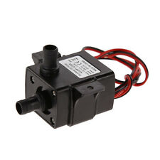 Mini 12V DC Brushless Solar Water Pump Submersible Motor Pump 3M 240L/H
