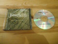 CD Pop Jamie Scott / The Town - Park Bench Theories (12 Song) Promo POLYDOR sc