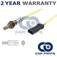 FOR RENAULT SCENIC 2.0 16V (1999-03) 4 WIRE REAR LAMBDA OXYGEN SENSOR O2 EXHAUST
