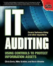 IT Auditing: Using Controls to Protect Information Assets-ExLibrary