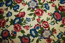 Flowers Print #59 RJR Fabrics Quilting 100% Cotton Fabric BTHY