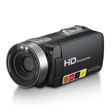 5MP LCD Touchscreen Digital Camera Camcorder DV 1080P IR Night Vision 16X Zoom