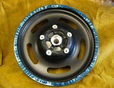 *NEW*  V ROD VRSCDX VRSCAW V-ROD VROD Denim Black Slotted Front Wheel